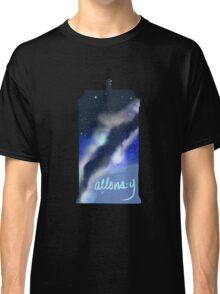 Allons-Y Tardis Classic T-Shirt