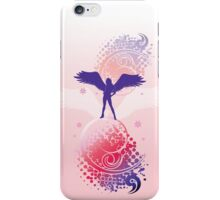 Angelic Aura iPhone Case/Skin