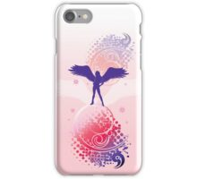 Angelic Aura iPhone Case/Skin