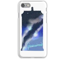 Geronimo Tardis iPhone Case/Skin