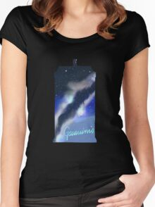 Geronimo Tardis Women's Fitted Scoop T-Shirt