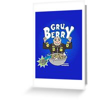 Gru Berry Greeting Card