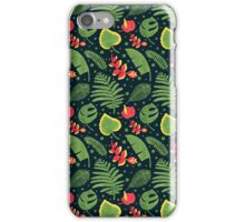 The Tropical Plant iPhone Case/Skin