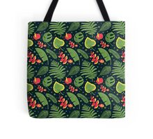 The Tropical Plant Tote Bag