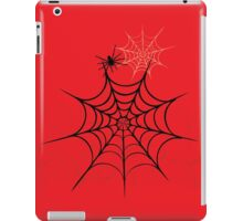 Spidey's Web iPad Case/Skin
