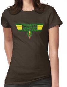 Bounty Hunter Emblem Womens Fitted T-Shirt