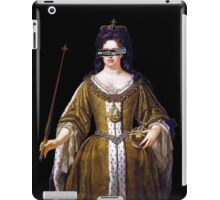 Anne, Queen of Great Britain iPad Case/Skin