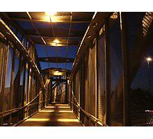 Bridge Over I-17 Photographic Print