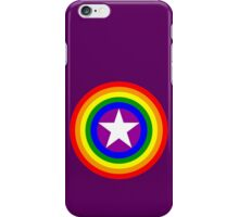 Pride Shields - Rainbow iPhone Case/Skin