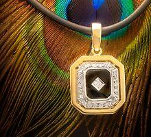 Peacock Perfection by Jordan Duff