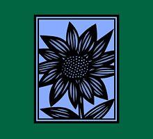 Delirium Flowers Blue Black Tank Top