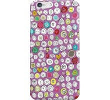 buttons and bees iPhone Case/Skin