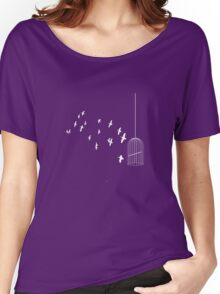Flying Free Women's Relaxed Fit T-Shirt
