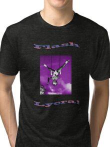 FLASH LYCRA! Tri-blend T-Shirt