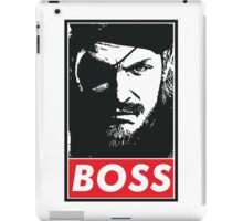 Boss iPad Case/Skin