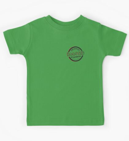 Boosted badge Kids Tee