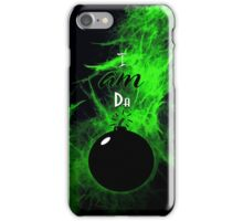 Da Bomb iPhone Case/Skin