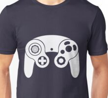 Nintendo GameCube White Unisex T-Shirt