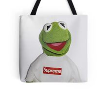 Kermit for Supreme 2 Media Cases, Pillows, and More. Tote Bag