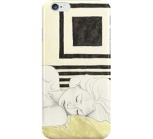 Sketchbook Jak, 112-113 iPhone Case/Skin