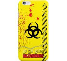 Hazardous iPhone Case/Skin