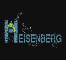Heisenberg (Sitting) by Lucas Beam