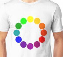 Colour Wheel 2 Unisex T-Shirt
