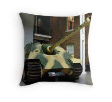 Jagdpanther Tank Destroyer!! Throw Pillow