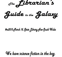 2015 NSW Readers Advisory Seminar: science and science fiction by nswRISG
