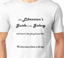 2015 NSW Readers Advisory Seminar: science and science fiction Unisex T-Shirt