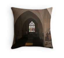 A Time to Contemplate Throw Pillow
