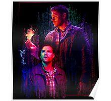 Supernatural Reloaded Poster