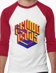 Flying Lotus Men's Baseball ¾ T-Shirt