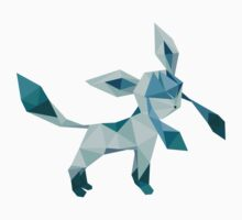 Origami Glaceon Kids Clothes