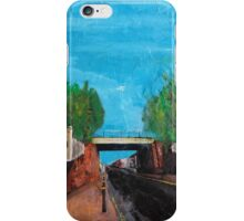 Hull, Newland Ave, Bridge iPhone Case/Skin