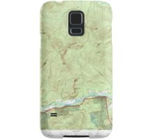 Maine USGS Historical Map Gilead 105159 1995 24000 Samsung Galaxy Case/Skin