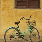 Hoi An Bicycle  by Louise Mackley