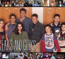 Freaks and Geeks Shirt by harrisonbrowne