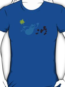 The Glade of Dreams - Rayman T-Shirt