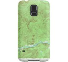Maine USGS Historical Map Gilead 806718 1970 24000 Samsung Galaxy Case/Skin