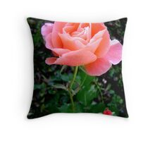 'rose Throw Pillow