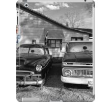 Snow Cap Chevys  iPad Case/Skin