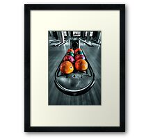 Let The Good Times Roll! Framed Print