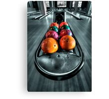 Let The Good Times Roll! Canvas Print