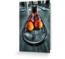 Let The Good Times Roll! Greeting Card