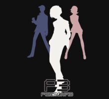 Persona 3 by StankyLee