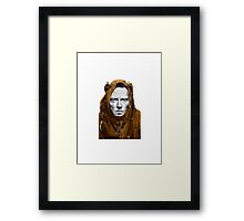 Oh, You Mad, Christopher Ewoken Framed Print