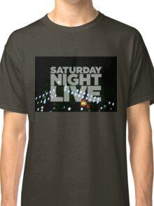 Saturday Night Live Shirt Classic T-Shirt