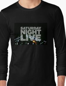Saturday Night Live Shirt Long Sleeve T-Shirt