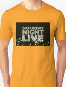 Saturday Night Live Shirt T-Shirt
